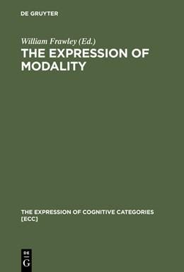 Abbildung von Frawley | The Expression of Modality | 2006