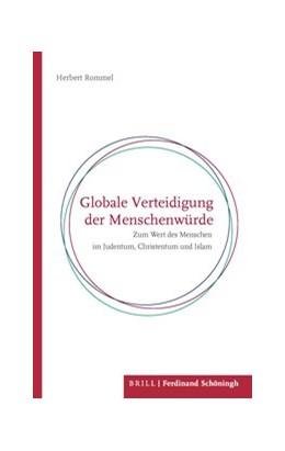 Abbildung von Rommel   Globale Verteidigung der Menschenwürde   1. Auflage   2020   beck-shop.de
