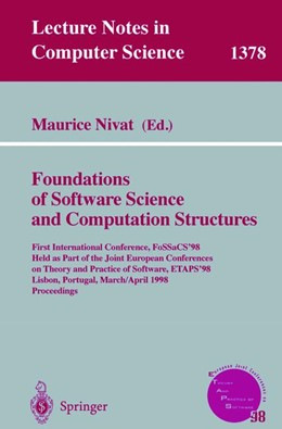 Abbildung von Nivat | Foundations of Software Science and Computation Structures | 1998 | 1378