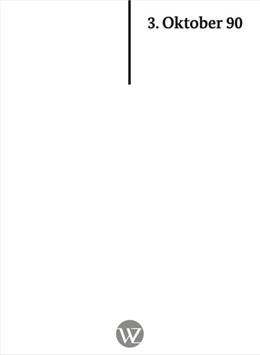 Abbildung von 3. Oktober 90 | 1. Auflage | 2020 | beck-shop.de