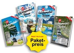 Abbildung von Die 20 besten Wohnmobiltouren in Deutschland - Band 1 bis 4 | 1. Auflage | 2020 | beck-shop.de