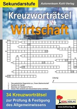 Abbildung von Kreuzworträtsel Wirtschaft | 1. Auflage | 2021 | beck-shop.de