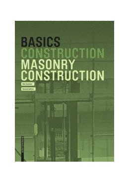 Abbildung von Kummer | Basics Masonry Construction | 2. Auflage | 2021 | beck-shop.de