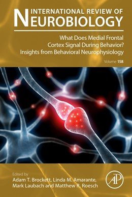 Abbildung von What does Medial Frontal Cortex Signal During Behavior? Insights from Behavioral Neurophysiology | 1. Auflage | 2021 | 158 | beck-shop.de