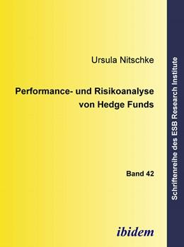 Abbildung von Nitschke   Performance- und Risikoanalyse von Hedge Funds   2006   Herausgegeben von Jörn Altmann   42