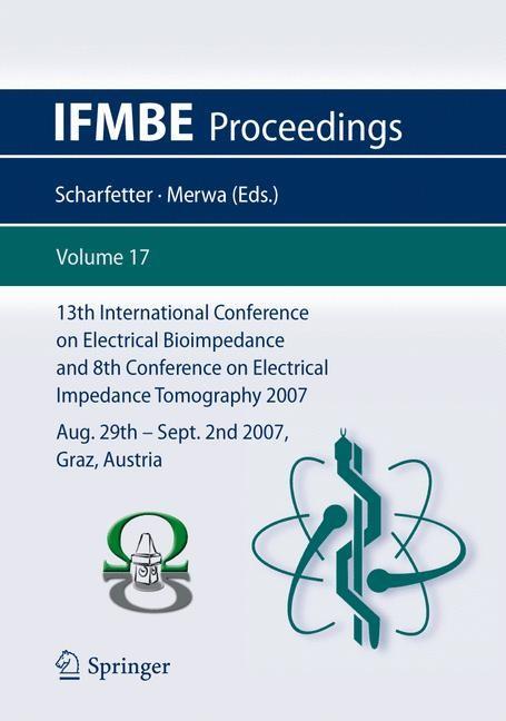 Abbildung von Scharfetter / Merwa | 13th International Conference on Electrical Bioimpedance and 8th Conference on Electrical Impedance Tomography 2007 | 2007