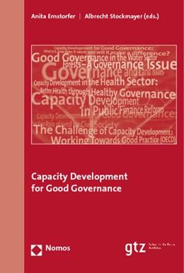 Abbildung von Ernstorfer / Stockmayer   Capacity Development for Good Governance   2009