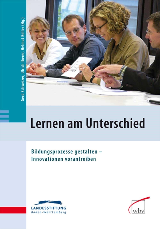 Abbildung von Iberer / Keller / Schweizer | Lernen am Unterschied | 2007