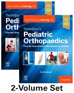 Abbildung von Herring   Tachdjian's Pediatric Orthopaedics: From the Texas Scottish Rite Hospital for Children, 6th edition   6. Auflage   2021   beck-shop.de