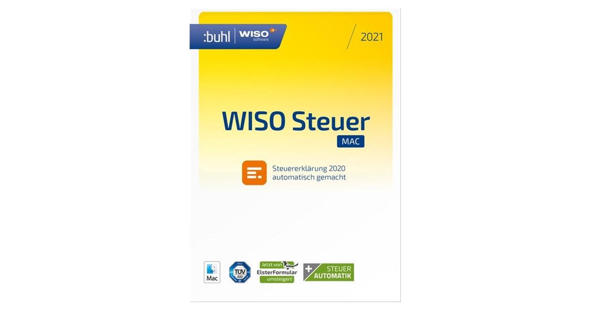 WISO steuer:Mac 2021 | 1. Auflage | 2020 | beck-shop.de