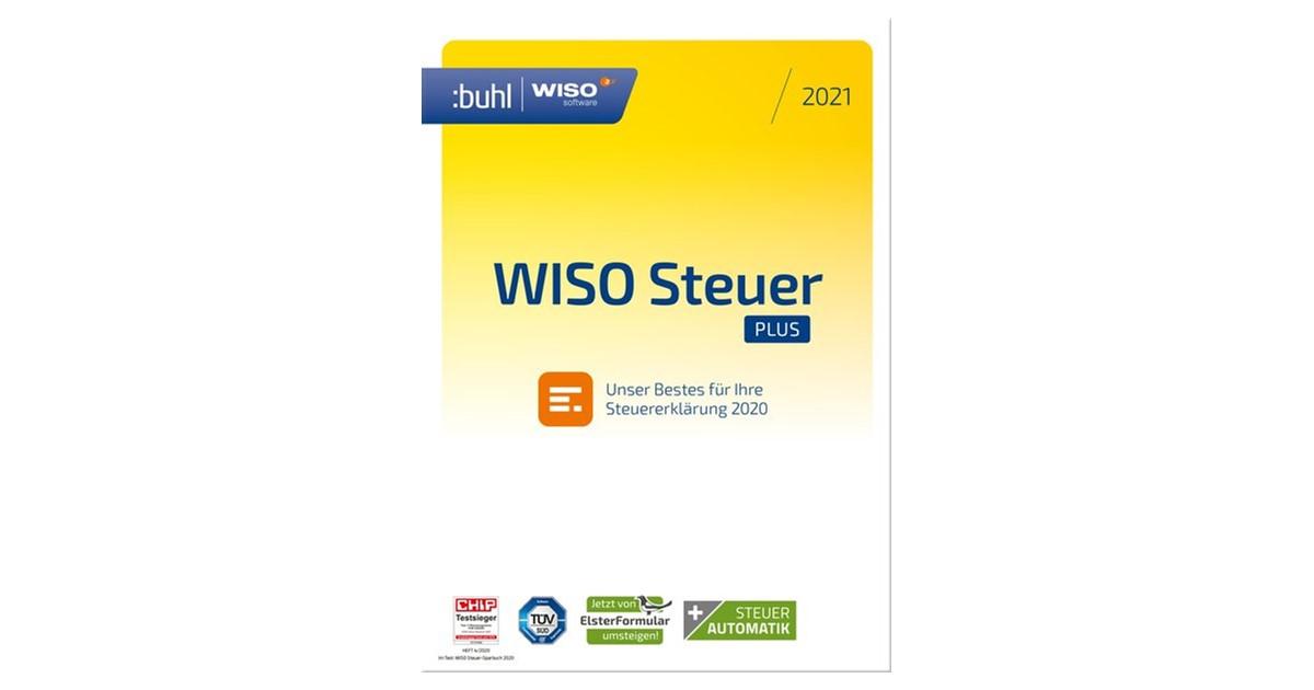 WISO steuer:Plus 2021 | 1. Auflage | 2020 | beck-shop.de