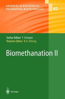 Abbildung von Ahring | Biomethanation II | 2003 | 82