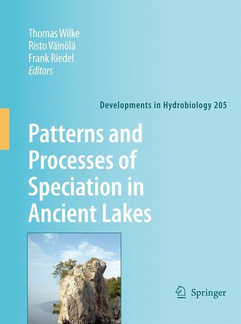 Abbildung von Wilke / Väinolä / Riedel   Patterns and Processes of Speciation in Ancient Lakes   2008