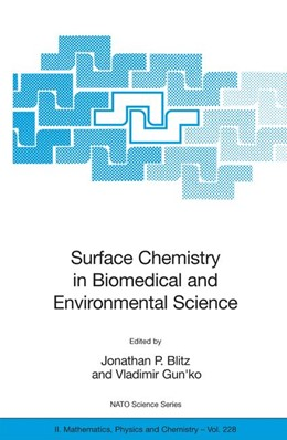 Abbildung von Blitz / Gun'ko   Surface Chemistry in Biomedical and Environmental Science   2006