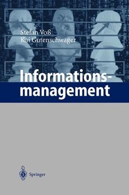 Abbildung von Voß / Gutenschwager | Informationsmanagement | 2000