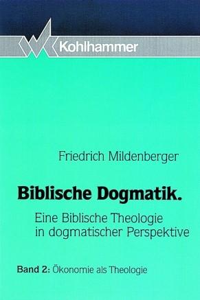 Abbildung von Mildenberger | Ökonomie als Theologie | 1992