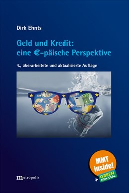 Abbildung von Ehnts | Geld und Kredit: eine EUR-päische Perspektive | 4. Auflage | 2020 | beck-shop.de