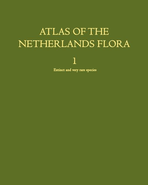 Abbildung von Mennema / Quene-Boterenbrood / Plate | Atlas of the Netherlands Flora | 1980