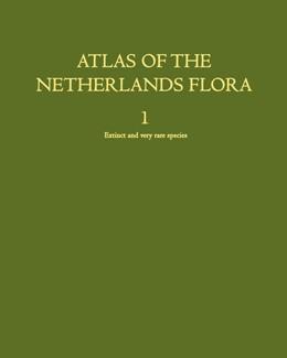 Abbildung von Mennema / Quene-Boterenbrood / Plate | Atlas of the Netherlands Flora | 1980 | Extinct and very rare species | 1