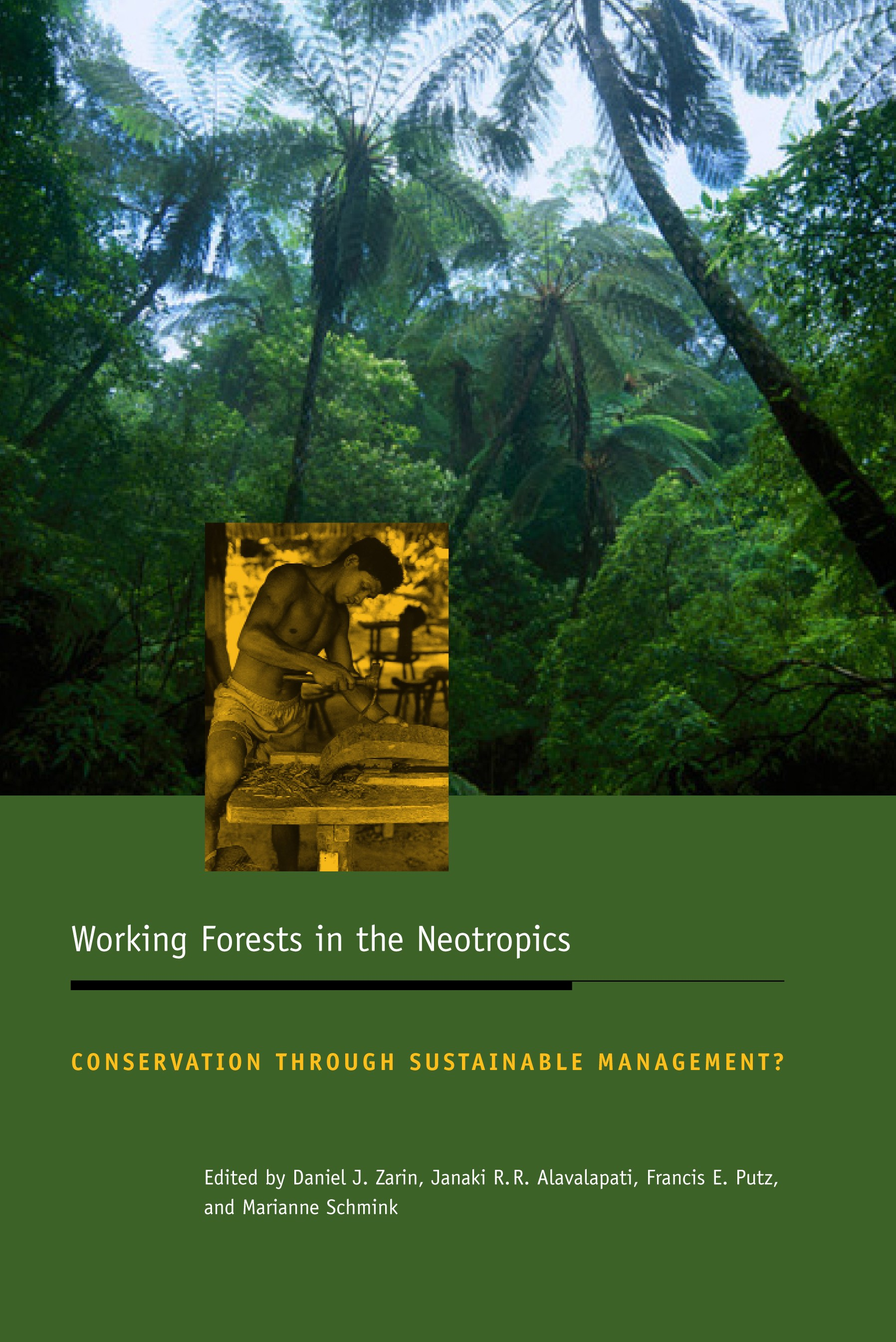Abbildung von Zarin / Alavalapati / Putz / Schmink | Working Forests in the Neotropics | 2004