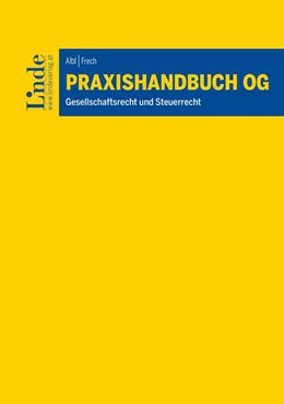 Abbildung von Albl / Frech | Praxishandbuch OG | 1. Auflage | 2020 | beck-shop.de