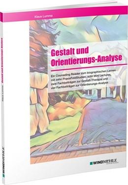 Abbildung von Lumma | Gestalt und Orientierungs-Analyse | 1. Auflage | 2020 | beck-shop.de
