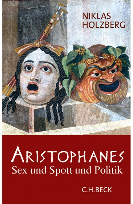 Cover: Niklas Holzberg, Aristophanes