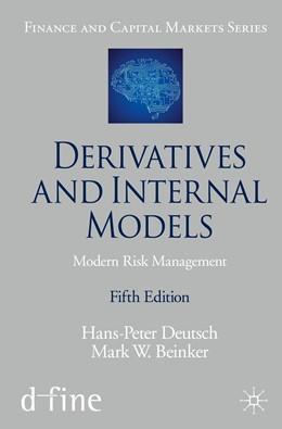 Abbildung von Deutsch / Beinker | Derivatives and Internal Models | 5. Auflage | 2020 | beck-shop.de