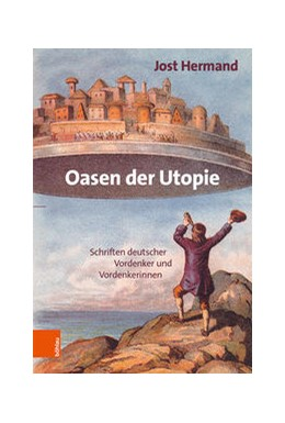 Abbildung von Hermand | Oasen der Utopie | 1. Auflage | 2021 | beck-shop.de