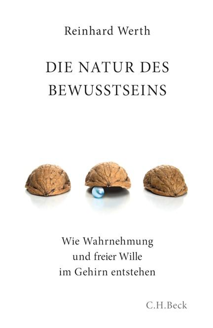 Cover: Reinhard Werth, Die Natur des Bewusstseins