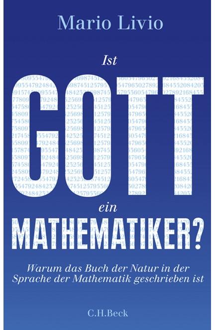 Cover: Mario Livio, Ist Gott ein Mathematiker?