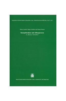 Abbildung von Arnold | Knorpelstruktur und Abbauprozesse | 2005