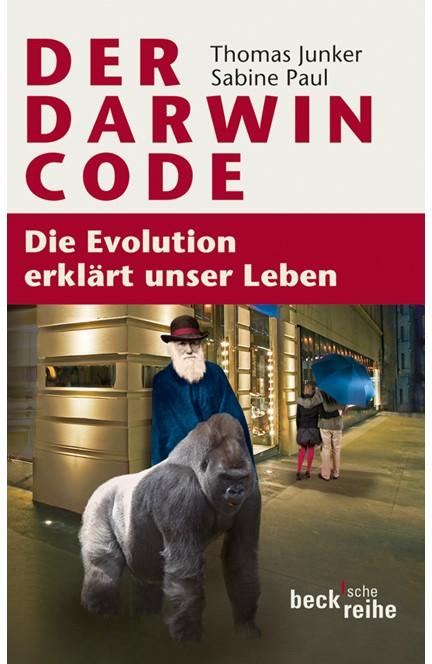 Cover: Sabine Paul|Thomas Junker, Der Darwin-Code