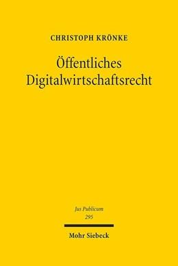 Abbildung von Krönke | Öffentliches Digitalwirtschaftsrecht | 1. Auflage | 2020 | 295 | beck-shop.de