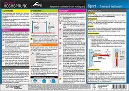 Abbildung von Info-Tafel Hochsprung | 1. Auflage | 2020 | beck-shop.de