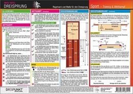 Abbildung von Info-Tafel Dreisprung | 1. Auflage | 2020 | beck-shop.de
