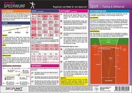 Abbildung von Info-Tafel Speerwurf | 1. Auflage | 2020 | beck-shop.de