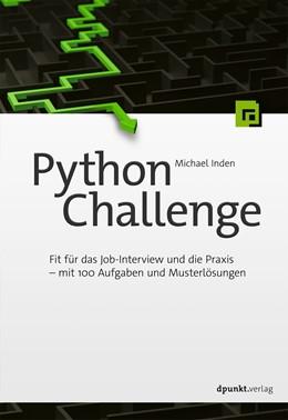 Abbildung von Inden | Python Challenge | 1. Auflage | 2021 | beck-shop.de