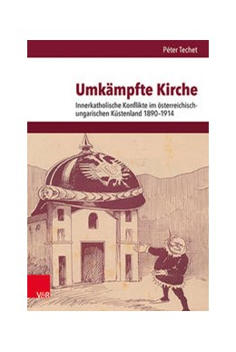 Abbildung von Techet | Umkämpfte Kirche | 1. Auflage | 2021 | beck-shop.de