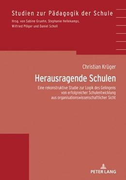 Abbildung von Krüger | Herausragende Schulen | 1. Auflage | 2020 | beck-shop.de