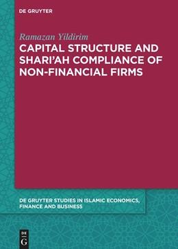 Abbildung von Yildirim | Capital Structure and Shari'ah Compliance of non-Financial Firms | 1. Auflage | 2021 | 9 | beck-shop.de