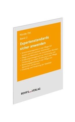 Abbildung von Ott   Expertenstandards sicher anwenden   1. Auflage   2020   beck-shop.de