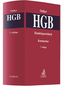 Abbildung von Oetker | Handelsgesetzbuch: HGB | 7. Auflage | 2021 | beck-shop.de