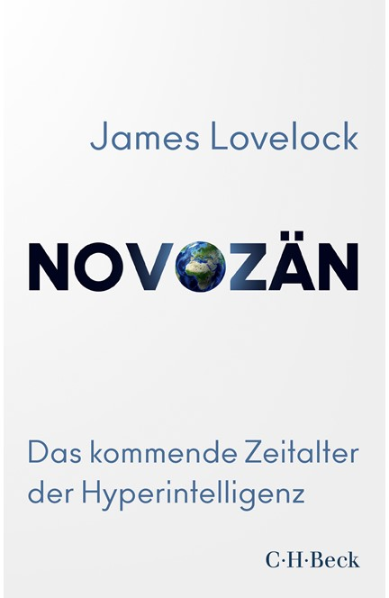 Cover: Bryan Appleyard|James Lovelock, Novozän