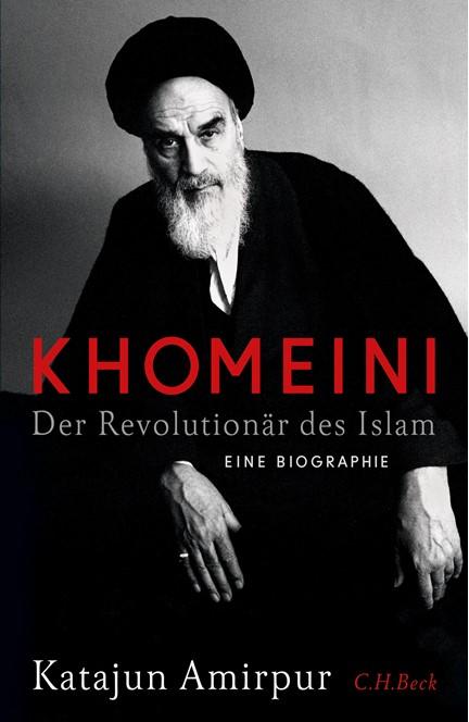 Cover: Katajun Amirpur, Khomeini