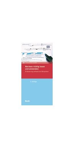Abbildung von de Anda González | Normen richtig lesen und anwenden | 2. Auflage | 2021 | beck-shop.de
