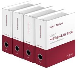 Abbildung von Lücker / Baumann   Schorn Medizinprodukte-Recht   1. Auflage   2020   beck-shop.de