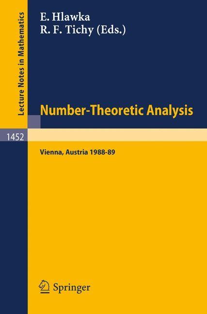 Abbildung von Hlawka / Tichy   Number-Theoretic Analysis   1990
