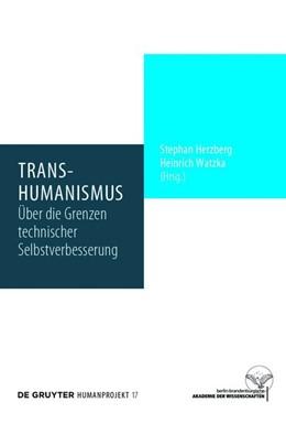 Abbildung von Herzberg / Watzka | Transhumanismus | 1. Auflage | 2020 | beck-shop.de