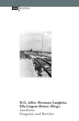 Abbildung von Adler / Langbein   Auschwitz   1. Auflage   2020   beck-shop.de